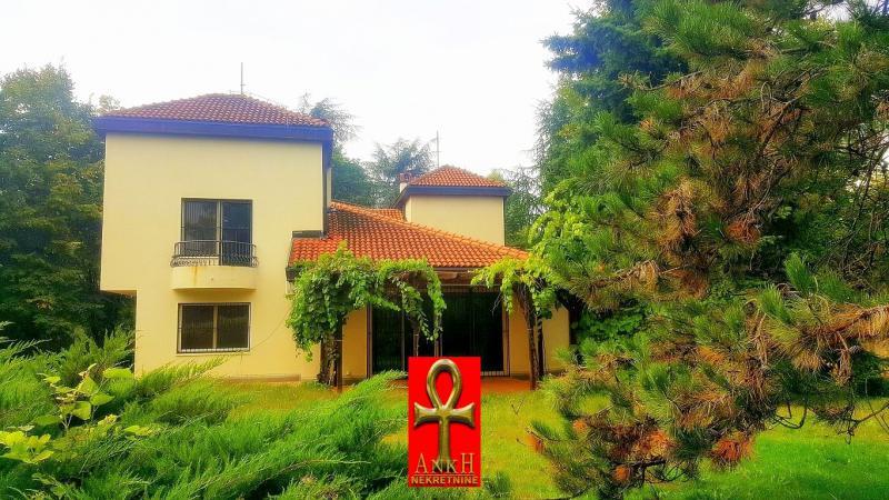 Kuća 550m² Savski Venac