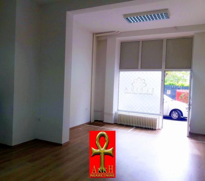 Poslovni prostor 58m² Savski Venac