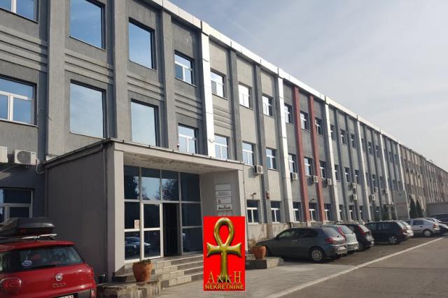 Poslovni prostor 1242m² Novi Beograd